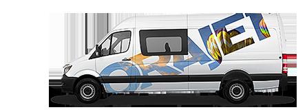 ORAJET 3106SG Caravan Film